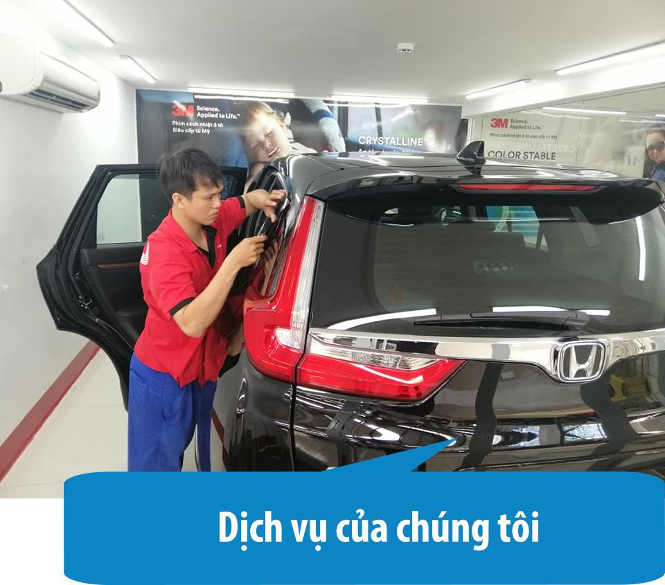 Dịch vụ ô tô Rồng Việt