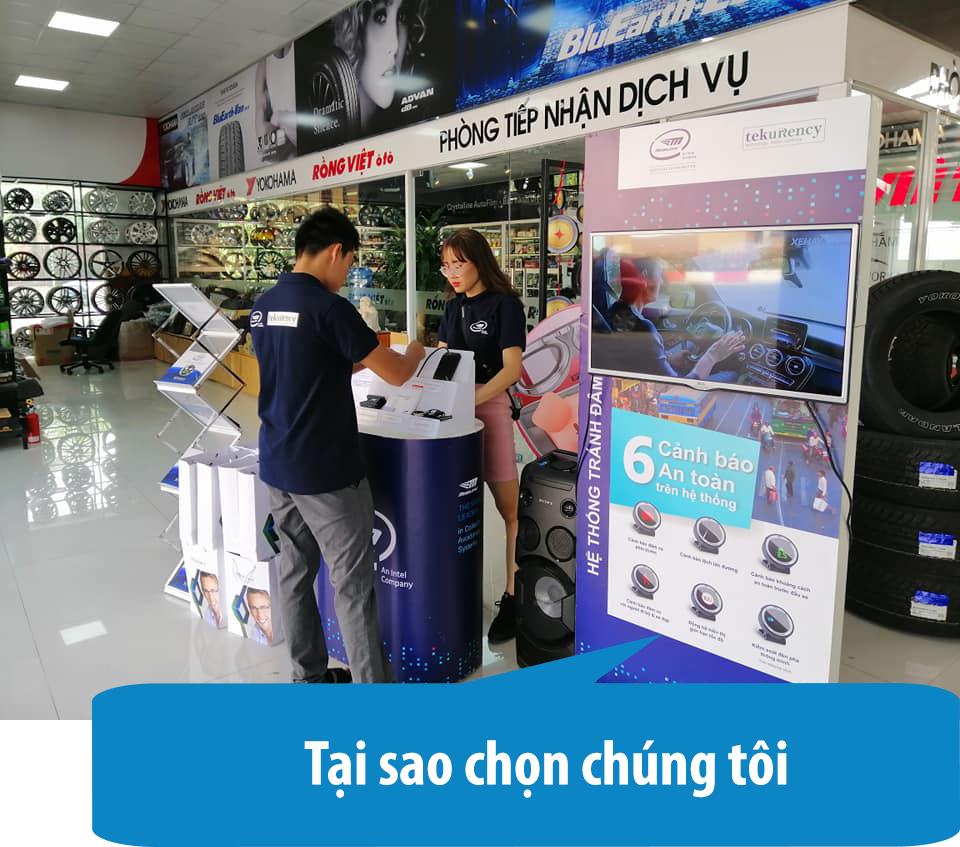 Vì sao chọn Rồng Việt Ô Tô